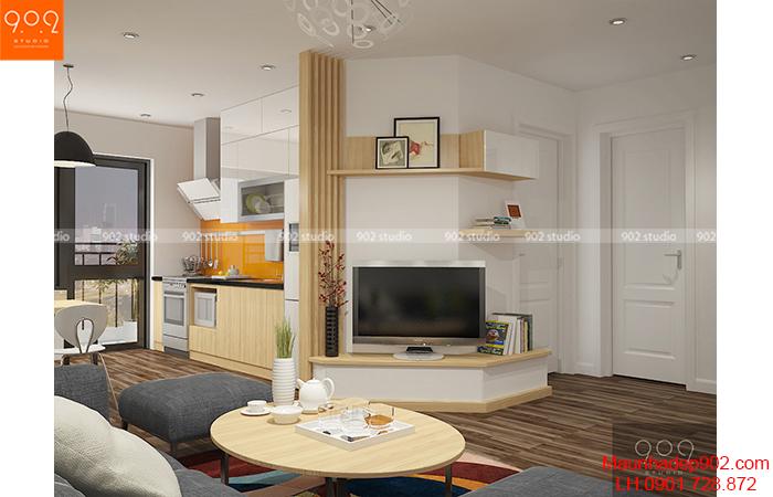 Phòng khách 1 - NT05
