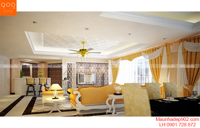 Phòng khách 9 - NT06