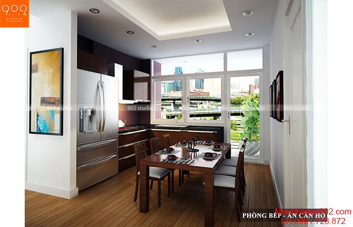 Phòng bếp 1 - NT03