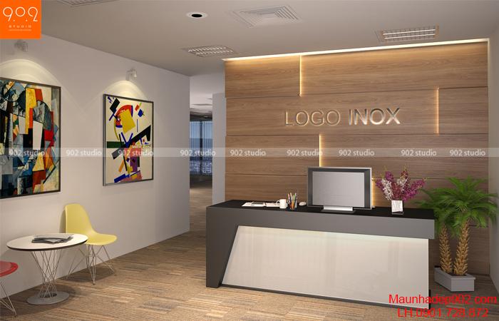 Thiết kế nội thất văn phòng tại Hà Nội - NT18