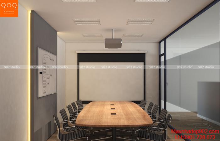 Thiết kế nội thất văn phòng - Phòng họp- NT18