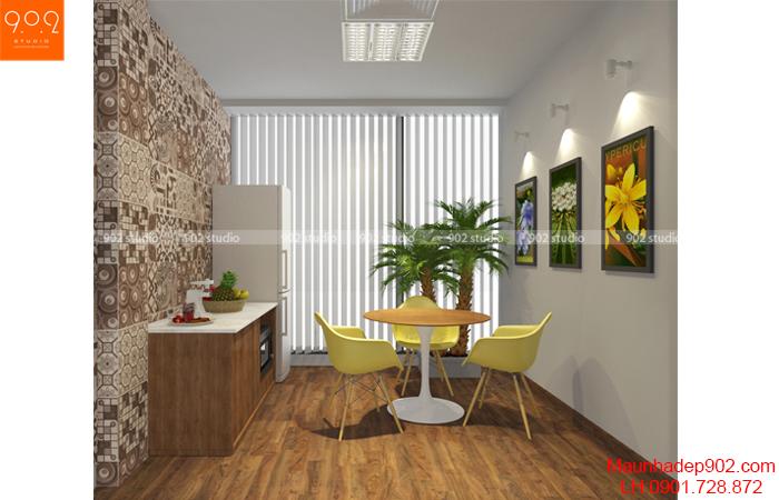 Thiết kế nội thất văn phòng - Phòng thư giãn- NT18