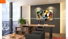 Thiết kế nội thất văn phòng 2 - NT18