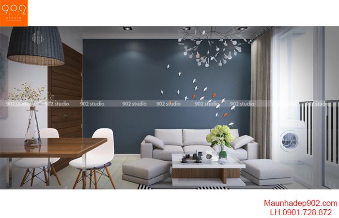 Thiết kế nội thất nhà chung cư - NT16