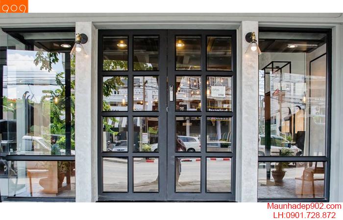 Thiết kế nội thất nhà hàng - Phối cảnh 11- NH06