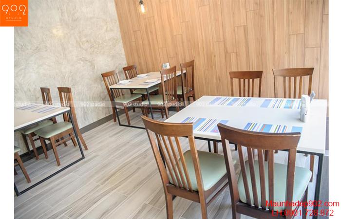Thiết kế nội thất nhà hàng - Phối cảnh 15 - NH06