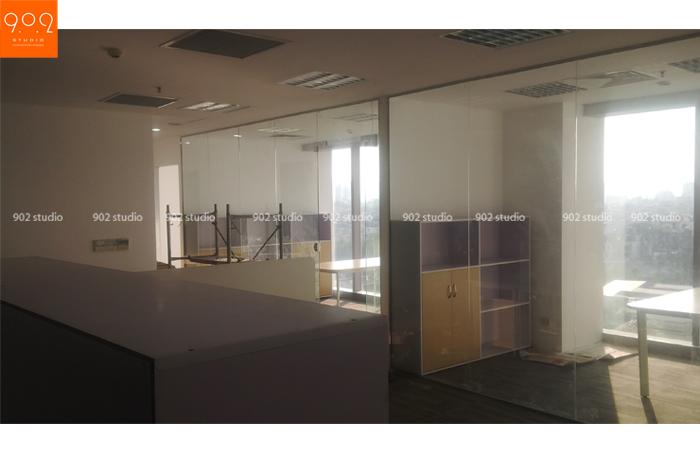 Thi công nội thất văn phòng - TC18