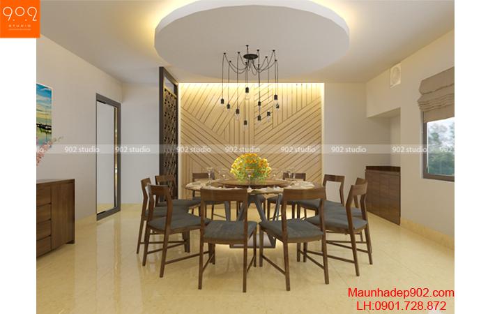 Mẫu nội thất nhà hàng - Phòng ăn 2 - NT29