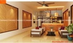 Mẫu nội thất nhà hàng - Sảnh - NT29