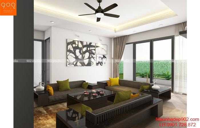 Nội thất nhà đẹp - Phòng khách - NT29