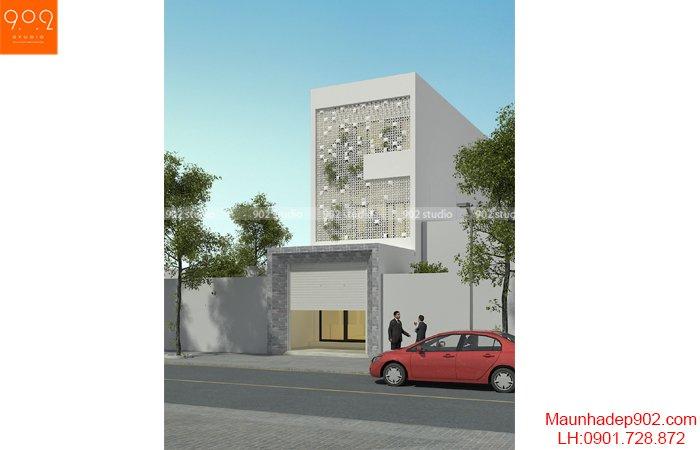 Nhà phố hiện đại - NP25