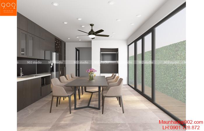 Nội thất nhà đẹp - Phòng ăn - NT29
