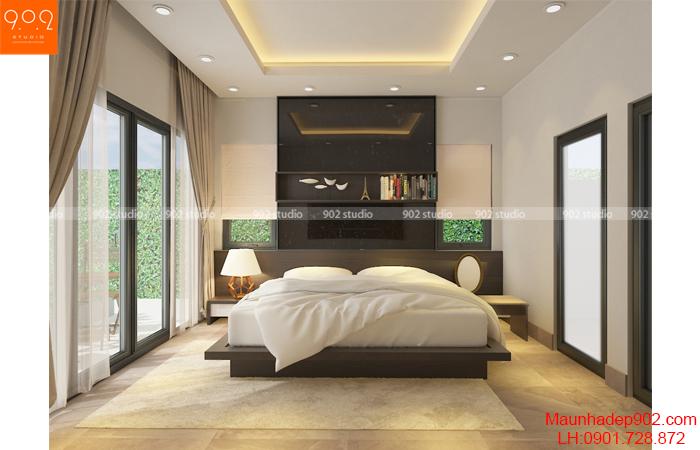 Nội thất nhà đẹp - Phòng ngủ 1 - NT29