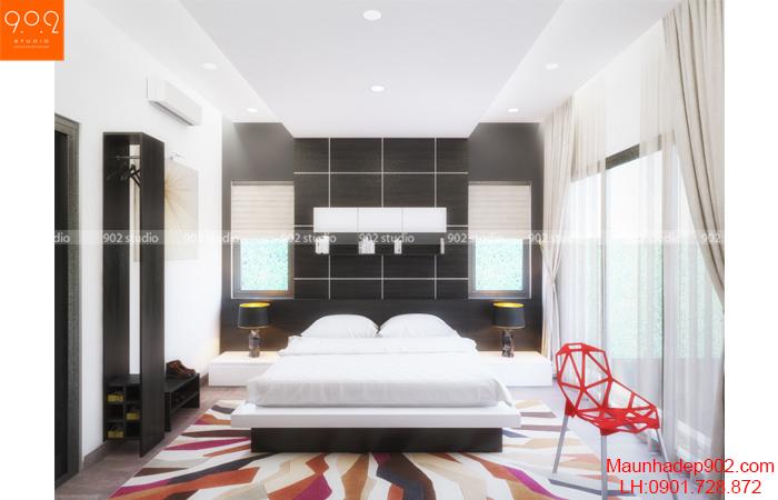 Nội thất nhà đẹp - Phòng ngủ 2 - NT29