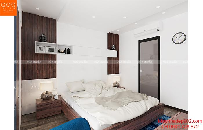Thiết kế nội thất phòng ngủ của con