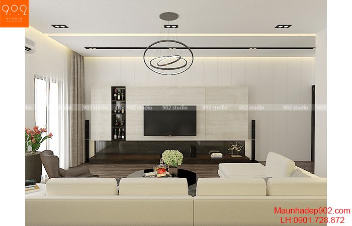 Thiết kế nội thất chung cư nhỏ (nguồn: maunhadep902.com)