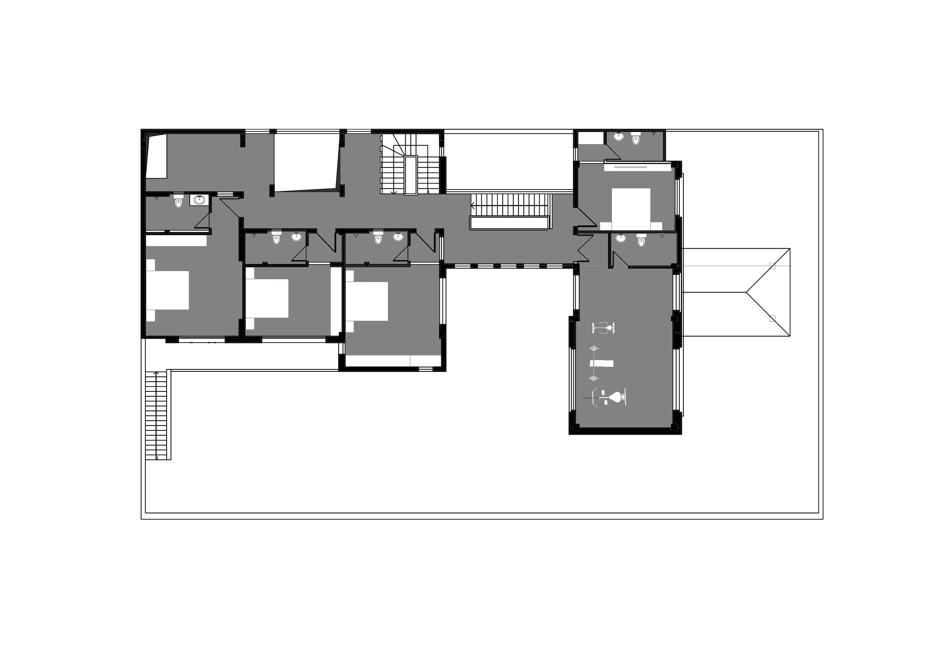 Mẫu biệt thự 3 tầng đẹp hình ảnh 2 - MB1 - BT123