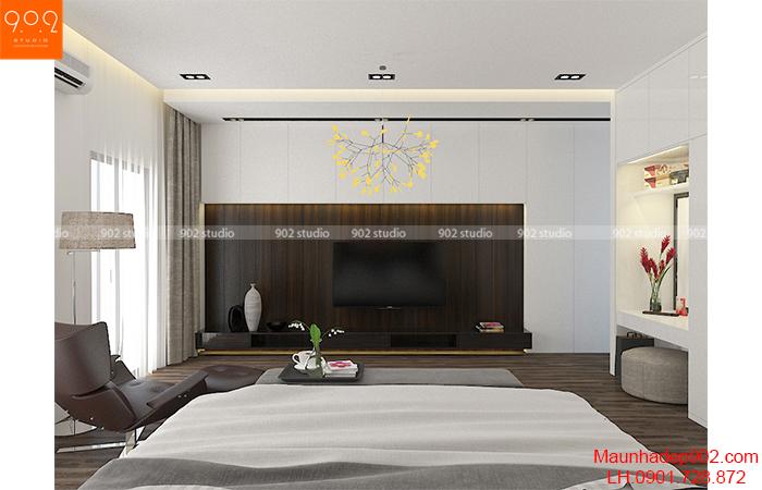 thiết kế nội thất phòng ngủ ( (nguồn: maunhadep902.com)