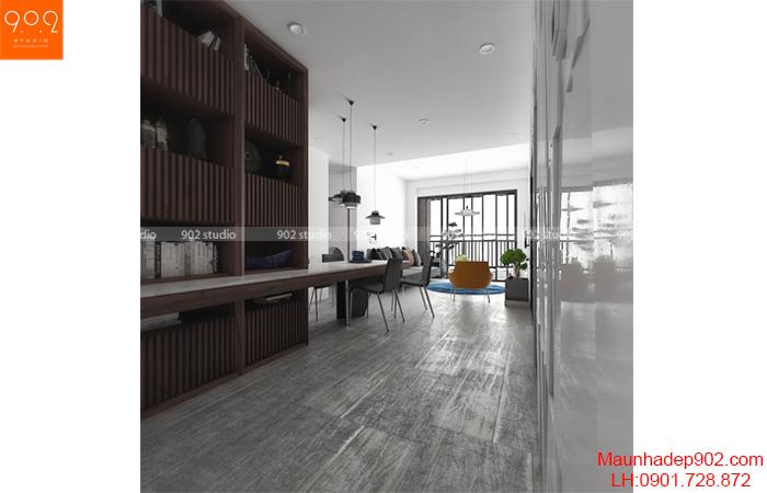 nội thất chung cư đẹp - phòng khách