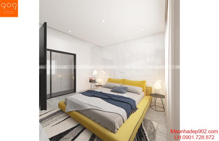 nội thất chung cư đẹp phòng ngủ
