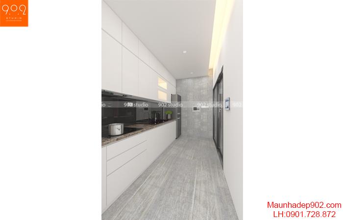 nội thất chung cư đẹp - phòng bếp