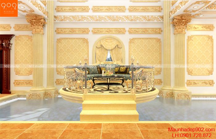 Nội thất biệt thự đẹp (nguồn: maunhadep902.com)