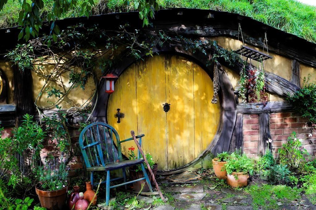 Ngôi nhà của người Hobbit