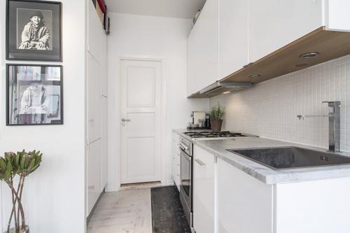 Cửa phòng ngủ không đối diện với cửa phòng bếp