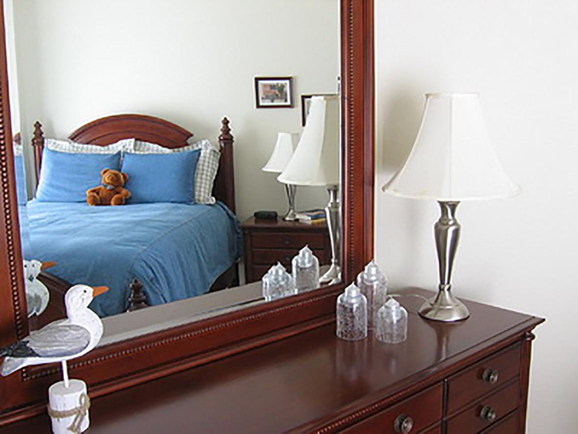 Chú ý đến cách bố trí gương trong phòng ngủ