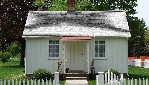 Nhà nhỏ cấp 4 nông thôn
