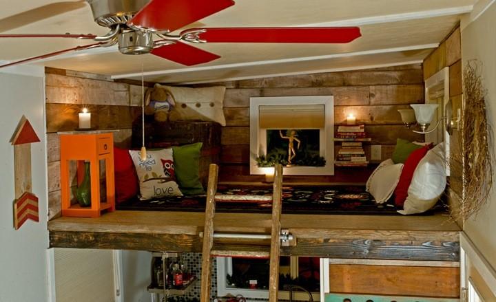 Không gian thiết kế 2 phòng ngủ cho mẹ và con