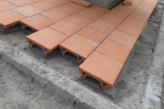 Chống nóng mái bê tông trên sân thượng