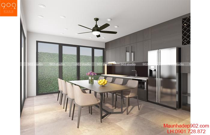 Ba điều quan trọng về nhà ở, muốn phán đoán lành dữ về phong thủy của một căn nhà, cần xem xét, cửa ra vào - phòng gia chủ - bếp nấu gia đình.