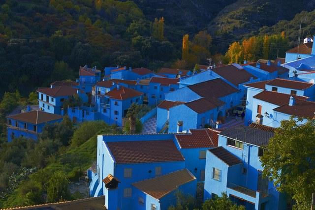 Juzcar, Tây Ban Nha