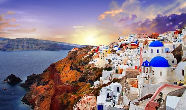 Oia, Hy Lạp