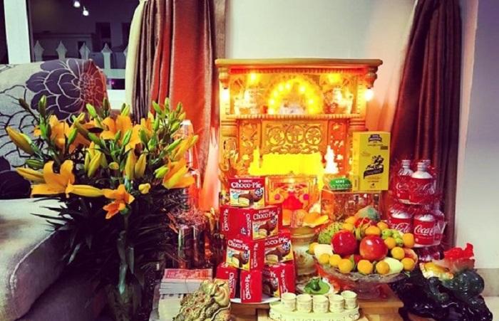 Bật mí những nguyên tắc đặt bàn thờ Thần Tài - Ông Địa hút tài lộc
