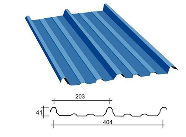 Cách tính diện tích mái tôn trong xây dựng nhà cửa