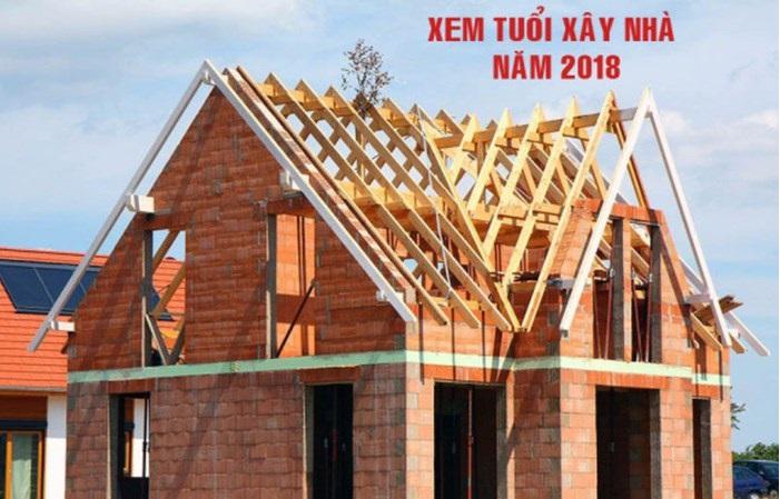 Mượn tuổi làm nhà và những điều cần chú ý trong năm 2018