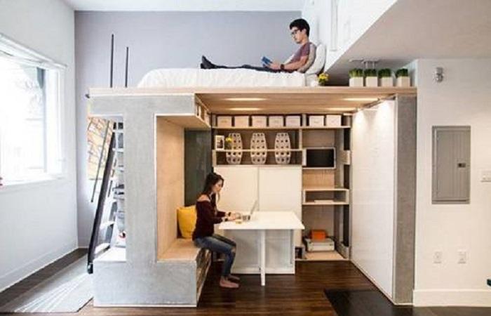 Khám phá những mẫu thiết kế nhà gác lửng đẹp như mơ