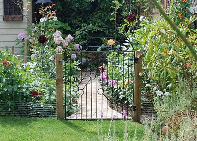 Chiều cao và chiều rông của cổng nhà phù hợp với phong thủy