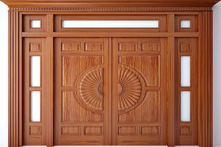 Kích thước cửa chính 4 cánh