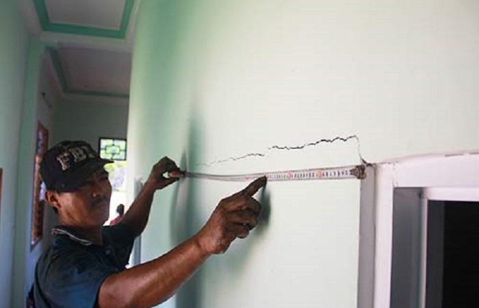 Tìm hiểu hiện tường nhà mới xây bị rạn tường