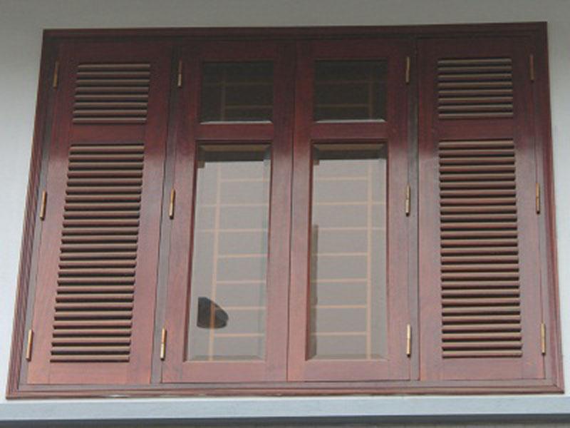 Việc lựa chọn được kích thước cửa sổ gỗ 4 cánh hợp lí sẽ giúp cho gia chủ gặp được nhiều may mắn và sức khỏe trong cuộc sống