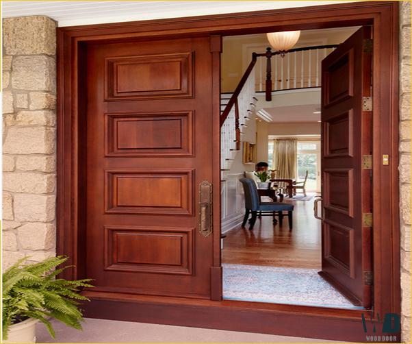iệc lựa chọn kích thước này còn phụ thuộc cả vào cách xác định vị trí cửa và hướng mở cửa theo phong thủy.