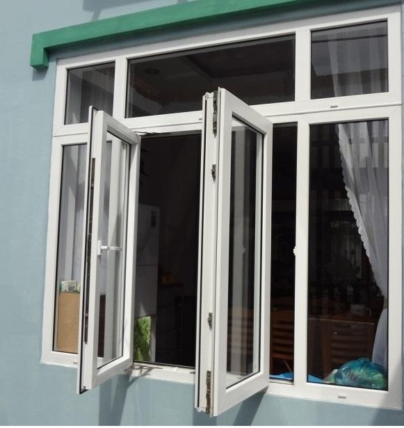 Lựa chọn kích thước cửa sổ 2 cánh còn phụ thuộc vào phong thủy