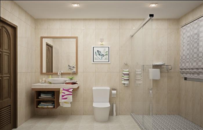 Nguyên tắc bố trí nhà vệ sinh hợp lí