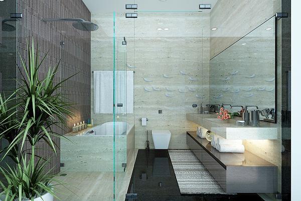 Cần bố trí nhà vệ sinh vừa phù hợp với phong thủy vừa đảm bảo được tính kĩ thuật và thuận tiện