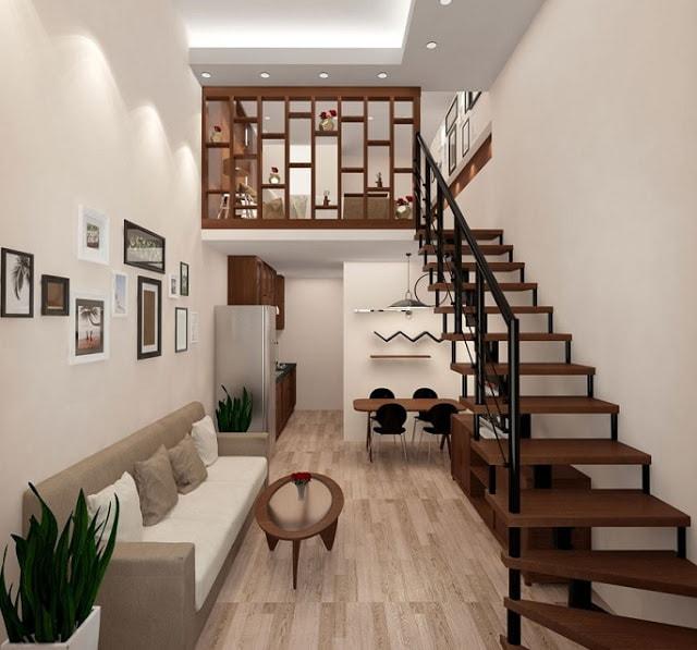 Những kiểu nhà gác lửng đang có xu hướng kiến trúc được nhiều gia đình lựa chọn