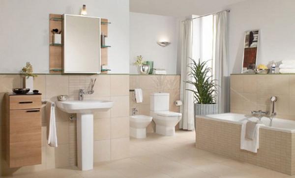 Đặt nhà vệ sinh ở những hướng xấu giúp hóa giải những tạp khí