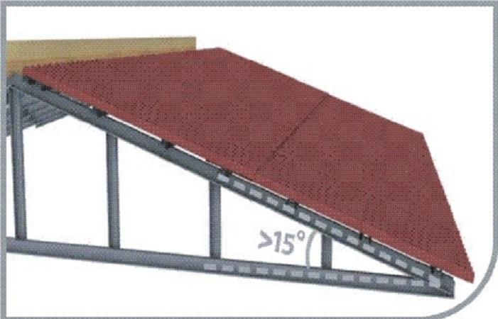 Tìm hiểu về tiêu chuẩn thiết kế mái tôn